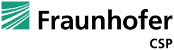 Fraunhofer CSP Logo