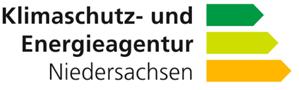 Logo Klimaschutz- und Energieagentur Niedersachsen GmbH