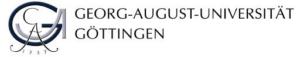 Logo Uni Göttingen